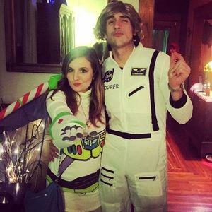 Other - Interstellar mens space costume